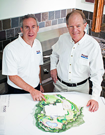 MOSAIC owners Rick Goldstein and William Fadul
