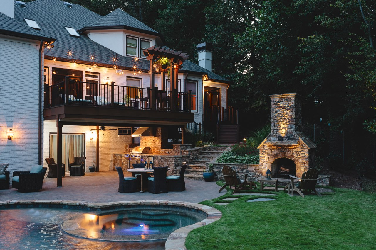 Atlanta Outdoor Living E