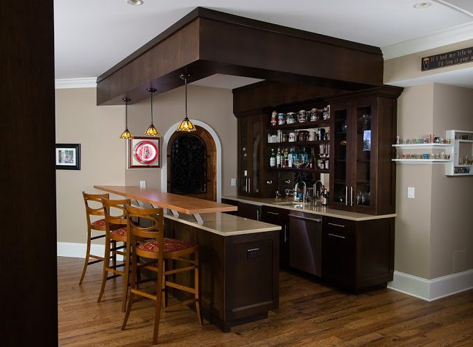 The Idea Of Adding A Personal Bar In Home Eals To Many People Can Be Focal Point For Entertaining Or Place Family And Friends