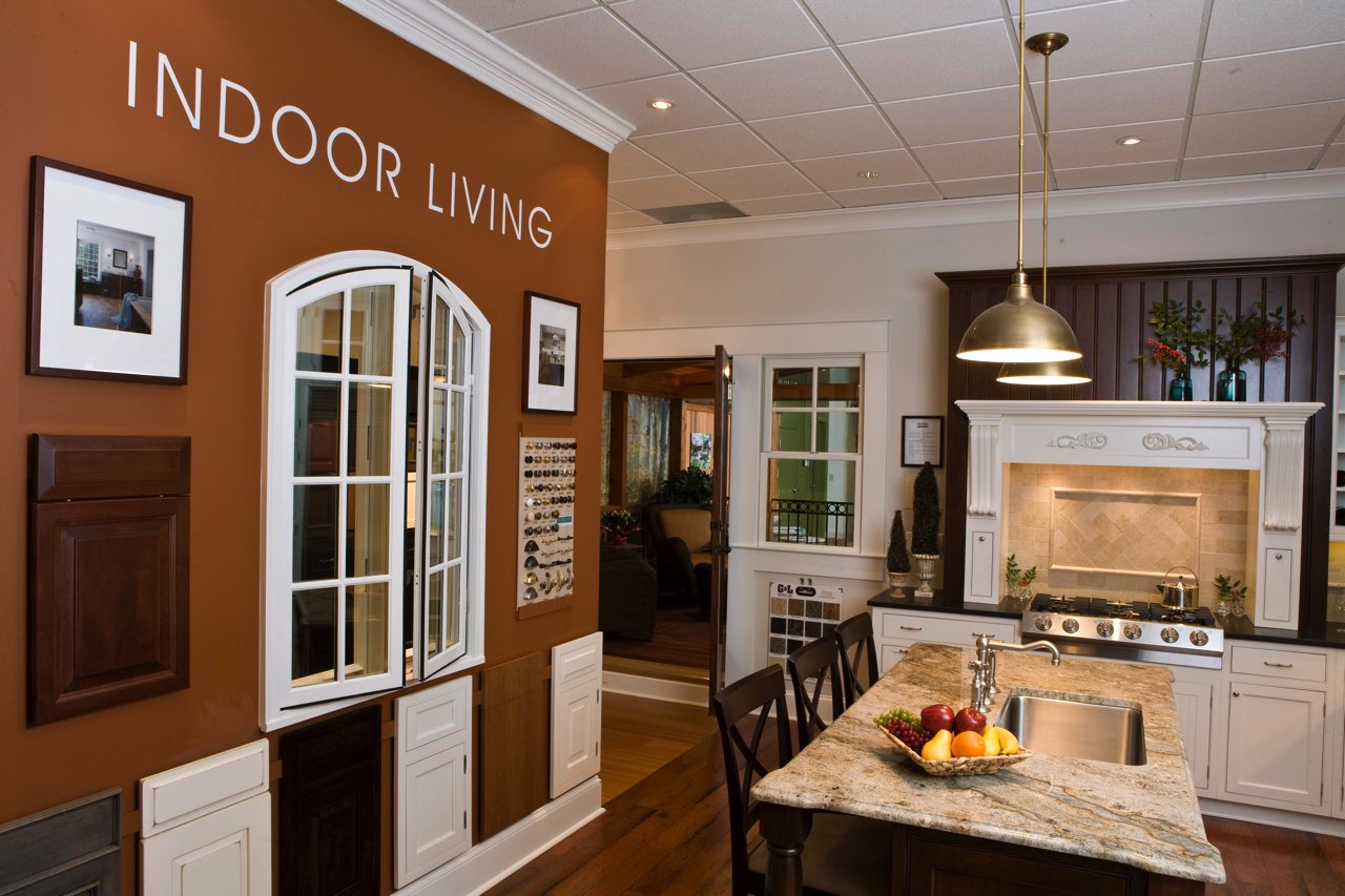 Indoor Living Showroom
