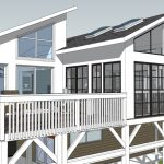 house deck rendering